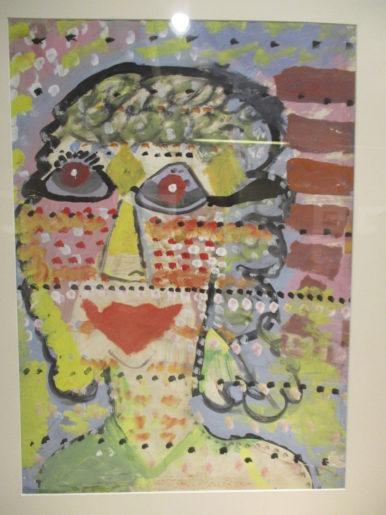 De l'art des fous à l'art psychopathologique.