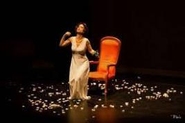 Laetitia Lebacq sur scène