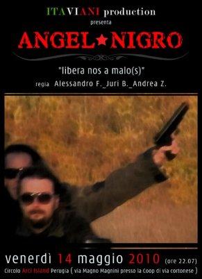 copertina angel nigro