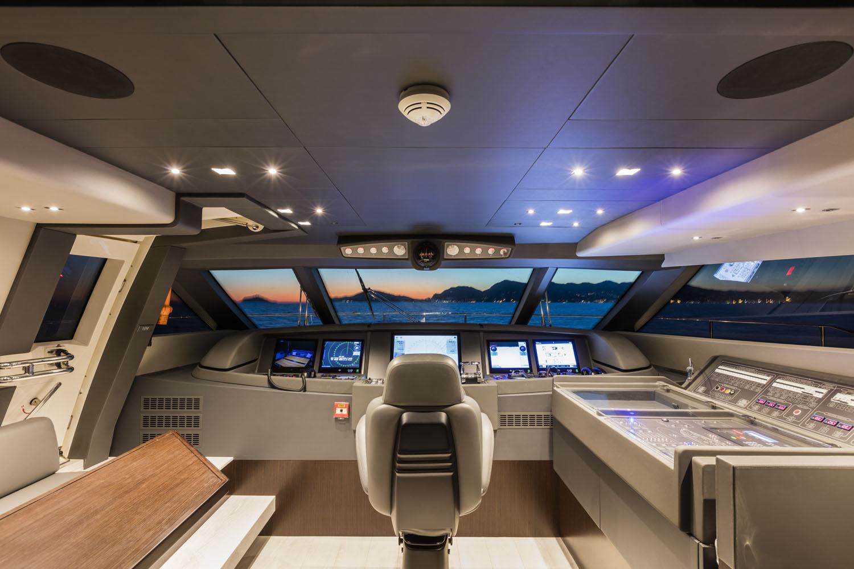 Ferretti Custom Line 108 Ita Yachts Canada Ita Yachts