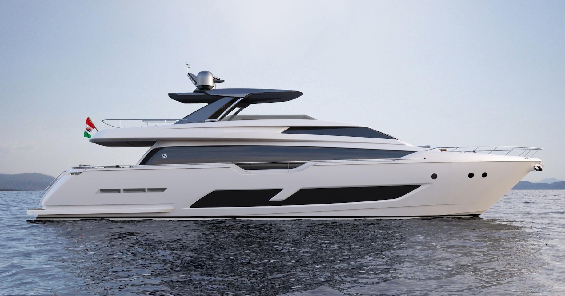 Ferretti 850 Ita Yachts Canada Ita Yachts Canada