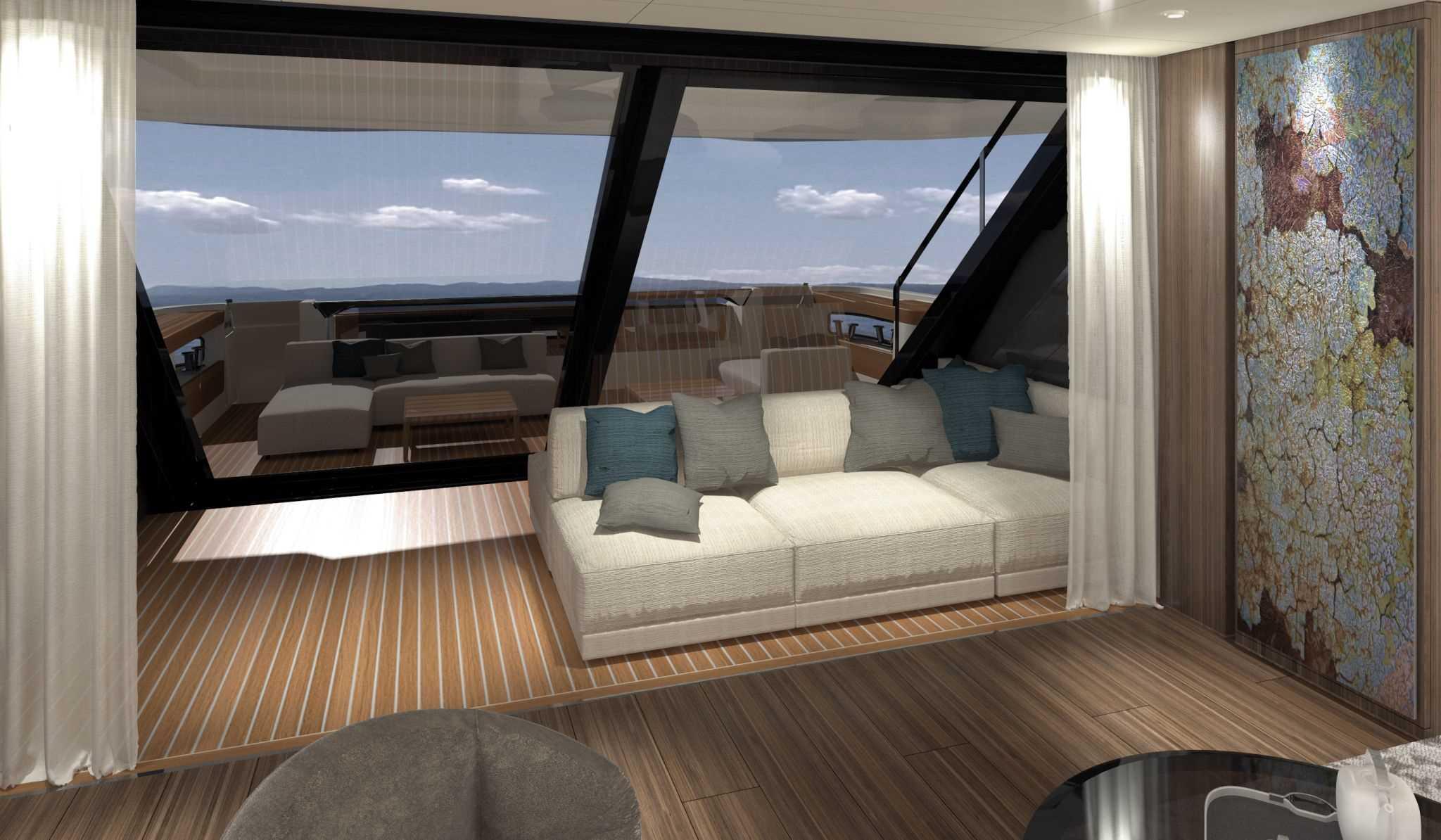 Ferretti Custom Line 120 Project Ita Yachts Canada Ita Yachts Canada