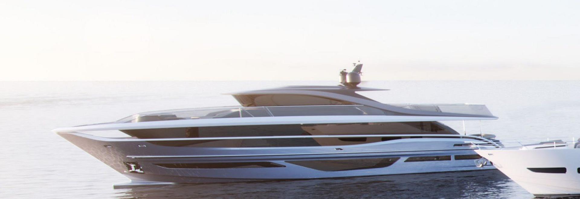 Nouveau Princess Yachts X95 Ita Yachts Canada