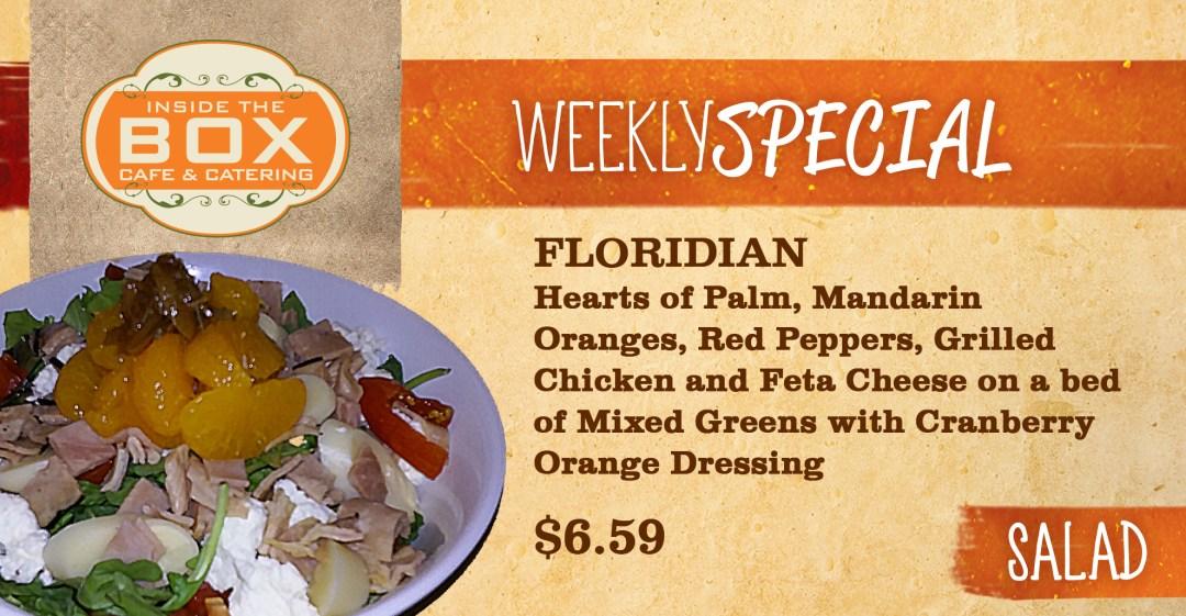 Floridian - Salad