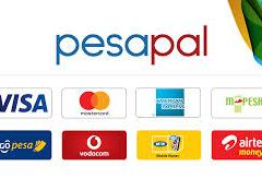 PesaPal adds new payments options on app in partnership with M-Pesa, Visa & MasterCard