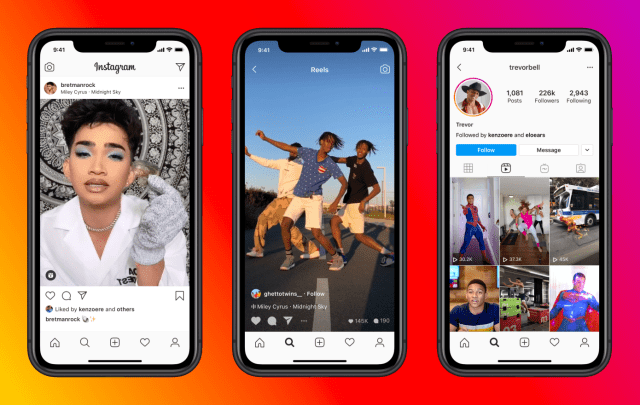 Reels, Instagram's answer to TikTok debuts in over 50 Countries