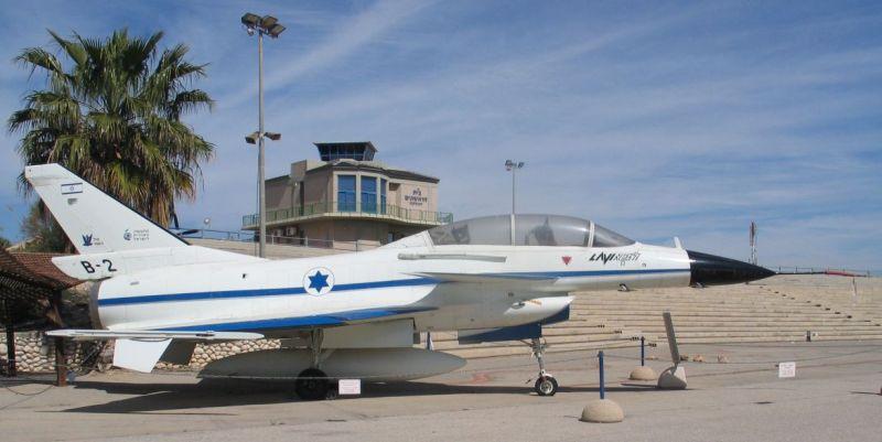 Lavi – израильский истребитель