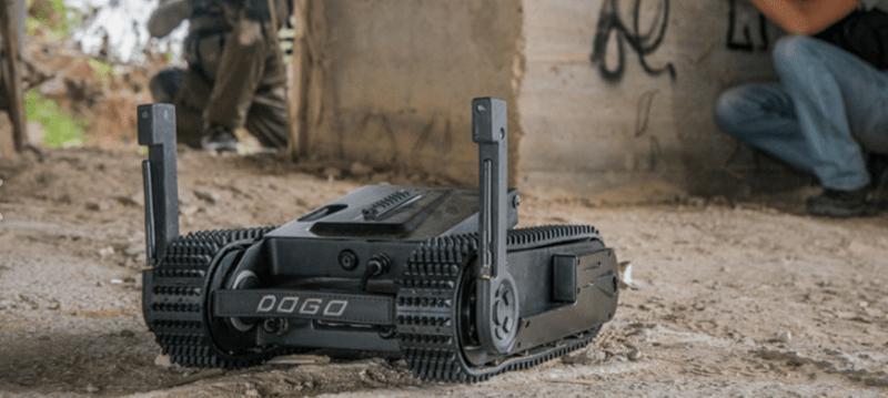 Dogo – антитеррористический робот