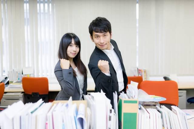 PAK85_oyakudachisimasu20140830_TP_V 楽すぎてゴメンナサイ!メーカーの営業事務職は覚えることが少なすぎ