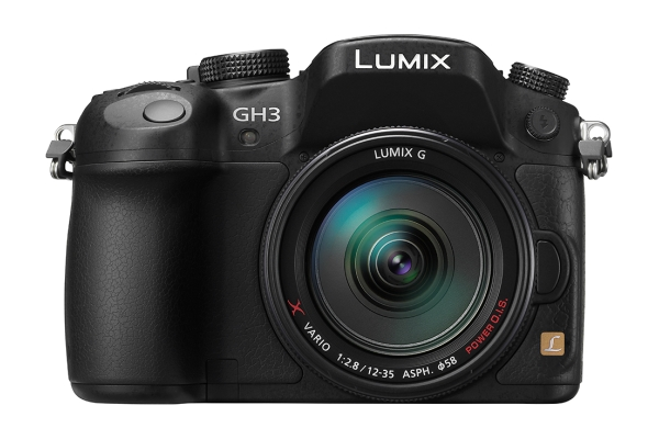 Panasonic представила беззеркальный флагман LUMIX GH3