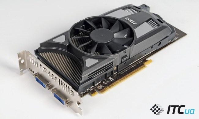 Обзор видеокарты NVIDIA GeForce GTX 650