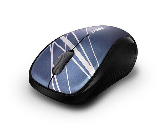 Компания RAPOO представила компьютерную мышь 3100p