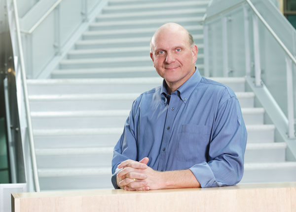 Стив Баллмер: мы продали 4 млн Windows 8 за четыре дня