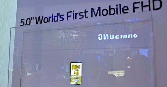 Samsung и LG планируют выпустить Full HD смартфоны в первой половине 2013
