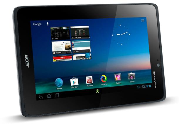 Acer представила 7-дюймовый планшет Iconia A110 на базе Tegra 3