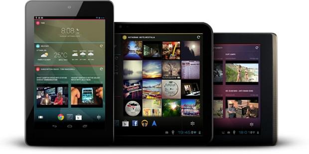 Chameleon для Android-планшетов получил поддержку стандартных виджетов