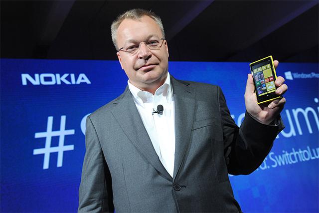 CEO Nokia: смартфон MS Surface простимулирует экосистему Windows Phone