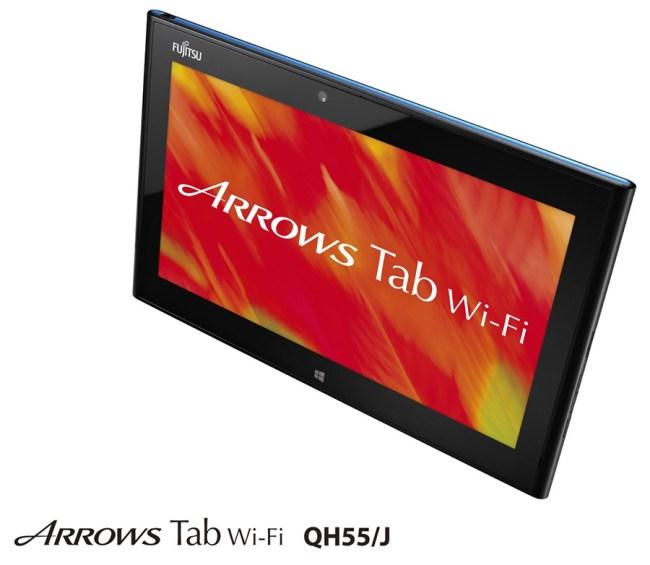 Fujitsu представила россыпь Windows 8 устройств в преддверии запуска новой платформы