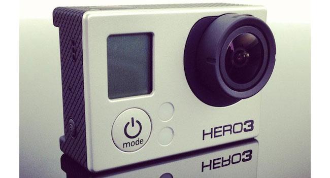 GoPro выпустила три защищенных камкордера Hero3