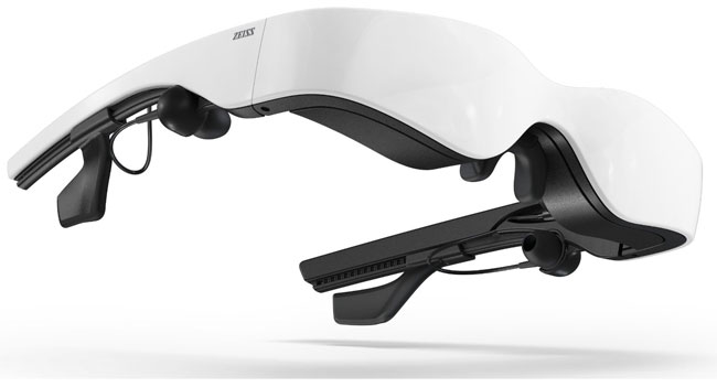 Carl Zeiss начинает продажи персонального 3D дисплея Cinemizer