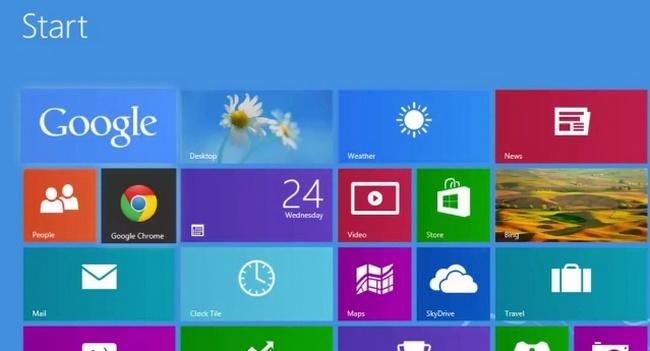 Google предлагает улучшить Windows 8