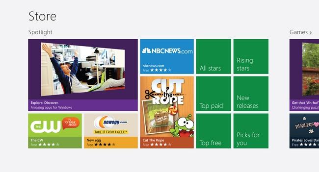 Windows 8 будет доступна в Украине с 26 октября