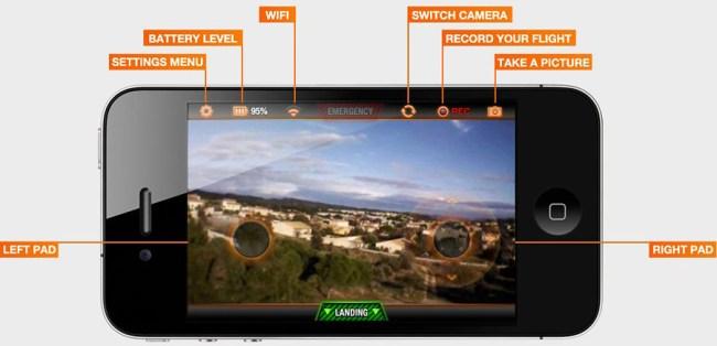 Обзор Parrot AR.Drone 2
