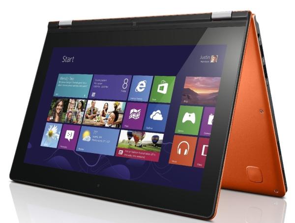 Lenovo выпустила два гибридных ноутбука IdeaPad Yoga 11 и 13