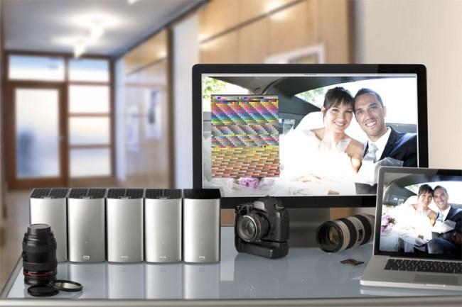 Western Digital представила внешние накопители My Book и My Book Duo высокой емкости