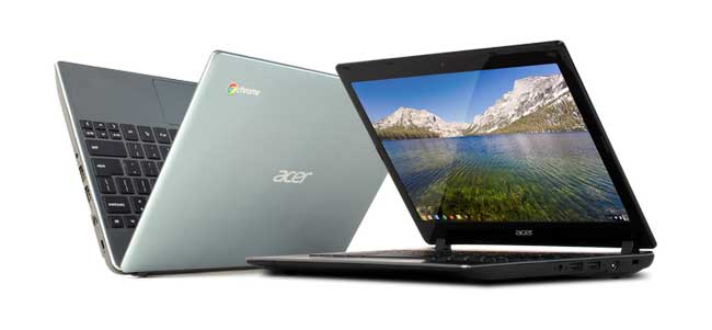 Acer представила C7 Chromebook ценой в $200