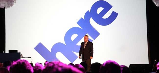 Картографический сервис Nokia обновлен, переименован в Here и движется в сторону iOS и Android
