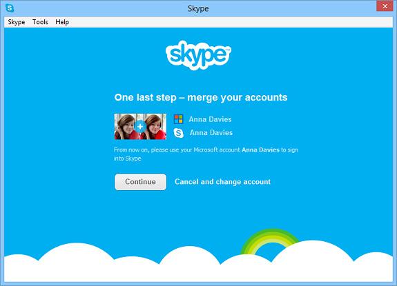 Microsoft избавится от Messenger в пользу Skype в 2013