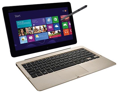 ASUS анонсировала 11,6-дюймовый планшет VivoTab с Windows 8