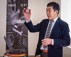 Fujifilm X-E1 и XF1: знакомимся ближе