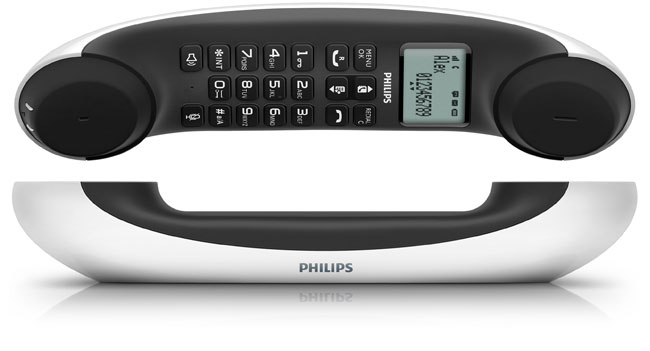 ArtPhone - оригинальный беспроводной DECT-телефон от Philips