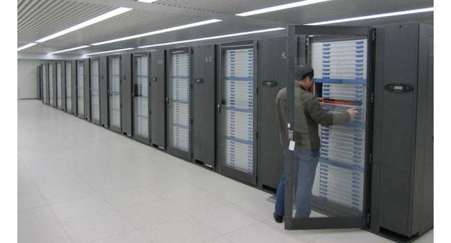 Китайский суперкомпьютер Tianhe-2 обеспечит производительность 100 петафлопс к 2015 году