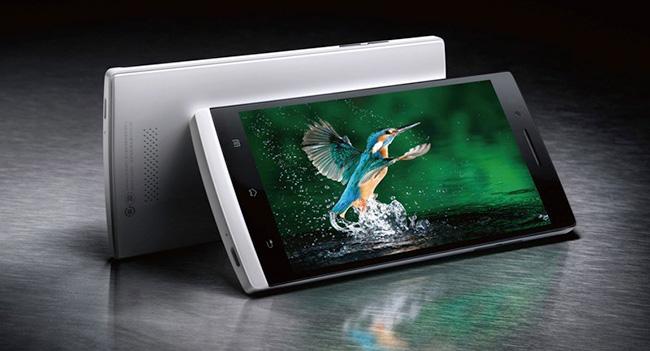 Oppo выпустила флагманский Android-смартфон Find 5 с Full HD дисплеем