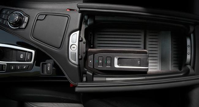 BMW оснастит свои автомобили точкой доступа с поддержкой LTE