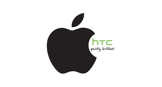 У HTC появился доступ к патентам на изобретения Apple, но не на дизайн