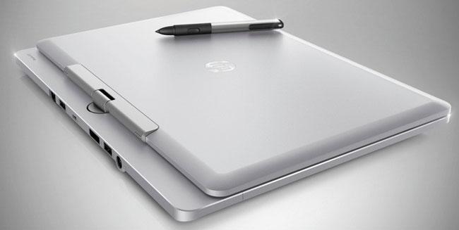 HP анонсировала планшетный ноутбук EliteBook Revolve