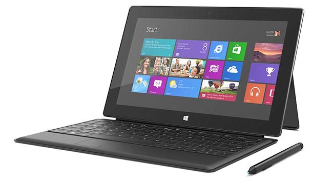 Владельцам 64-гигабайтных Surface Pro будет доступно всего 23 ГБ дискового пространства