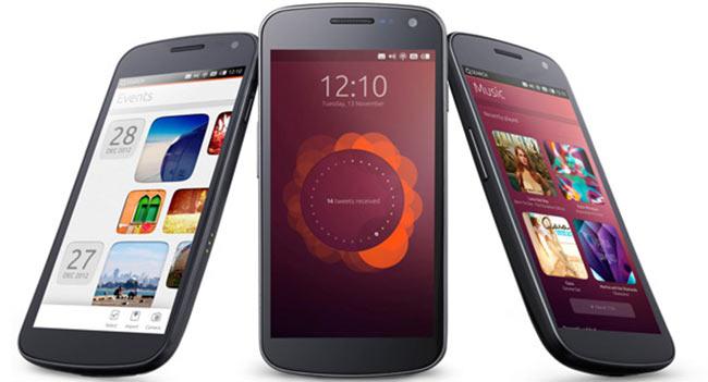 Canonical официально представила мобильную версию ОС Ubuntu