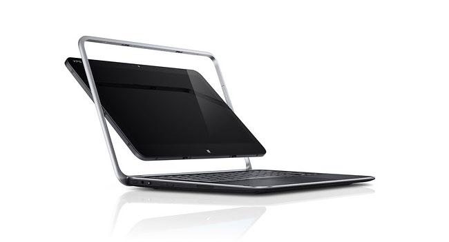 Dell начинает продажи ультрабука XPS 12 на рынке Украины