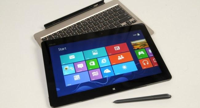 Лучшие продукты 2012 года: планшеты