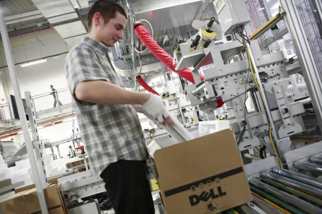 Фабрика компьютеров: экскурсия на завод Dell в Лодзе