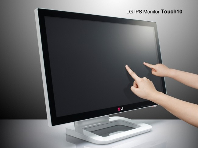 LG представила новую линейку IPS-мониторов