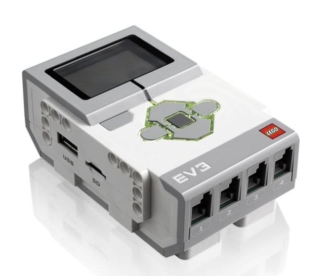 LEGO Mindstorms EV3: набор юного робототехника