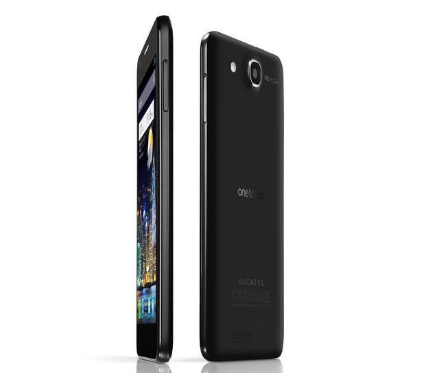 Alcatel One Touch Idol Ultra - Android-смартфон с толщиной всего 6,45 мм