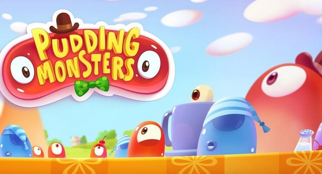 Pudding Monsters: атака пудингов-мутантов