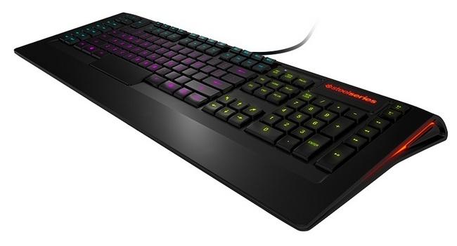 SteelSeries Apex/Apex [RAW] Gaming Keyboard – футуристические игровые клавиатуры